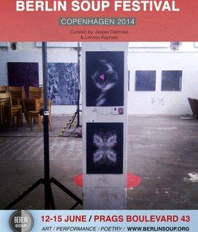Berlin Soup 2014 Copenhagen helen kholin