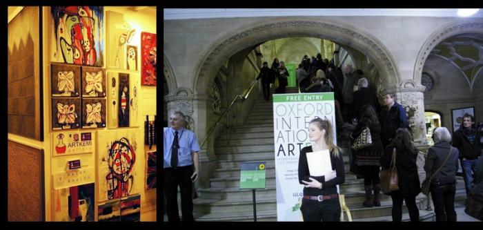Oxford International Art Fair helen kholin GAA global art agency