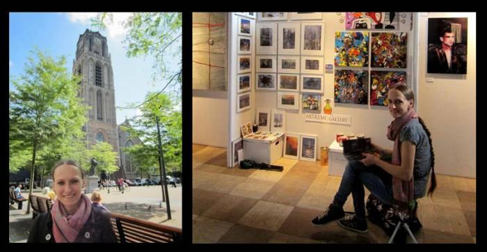 Rotterdam International Art Fair 2014 helen kholin 2